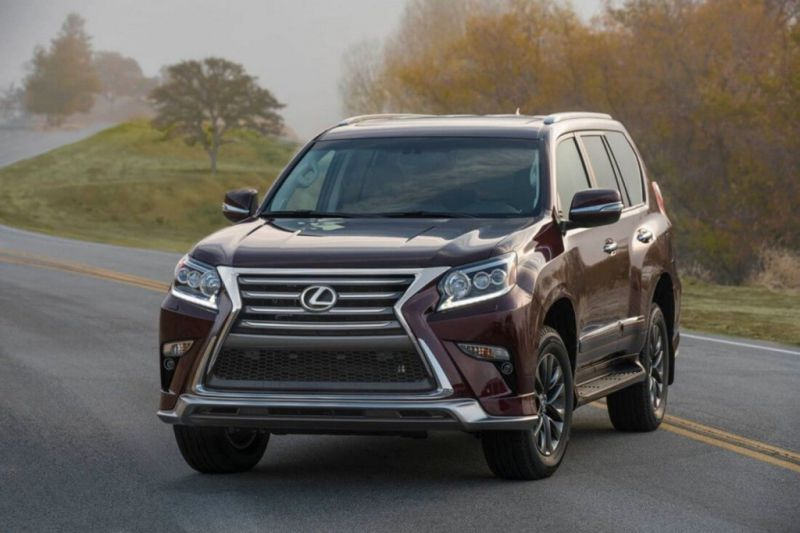2019 Lexus GX 460: Changes, Specs and Price
